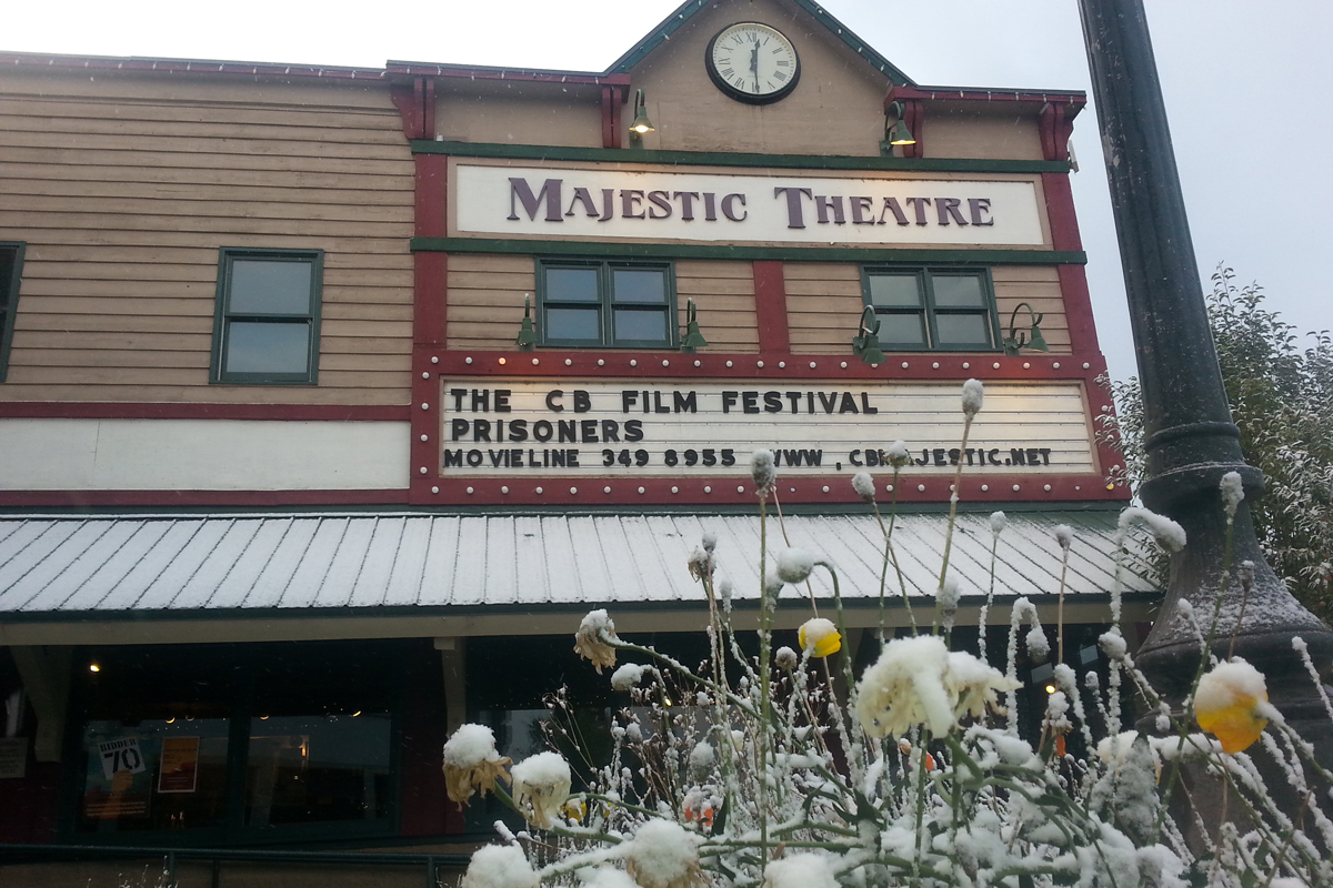 The Majestic Theatre in Crested Butte made the digital conversion in 2012.