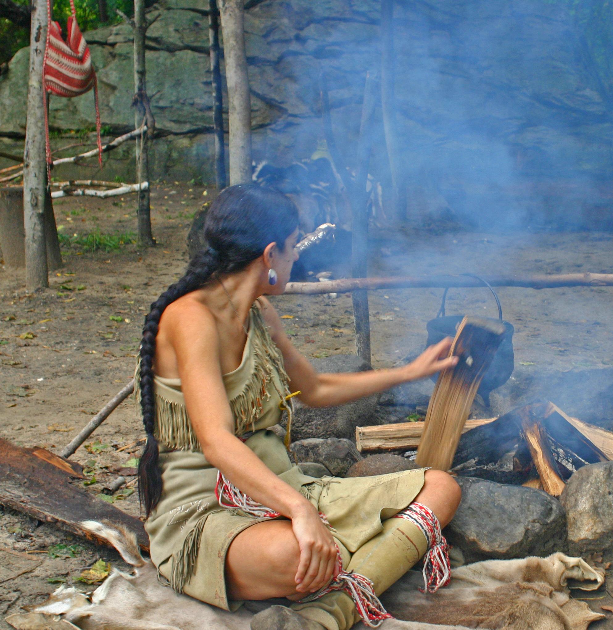 Plimoth Indian Village