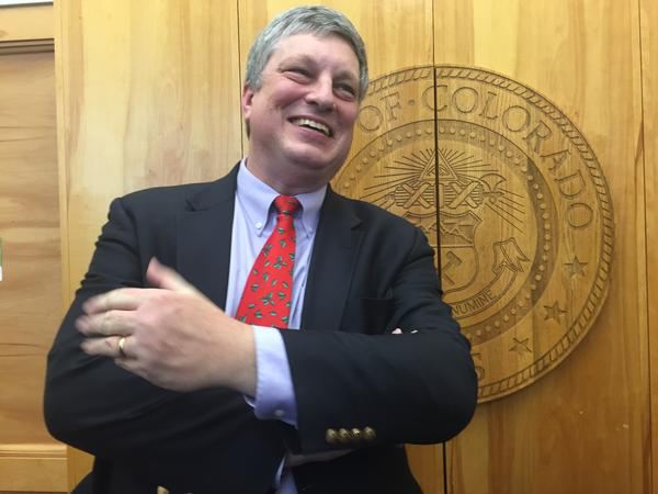 Republican Secretary of State Wayne Williams defended the state's electoral process.