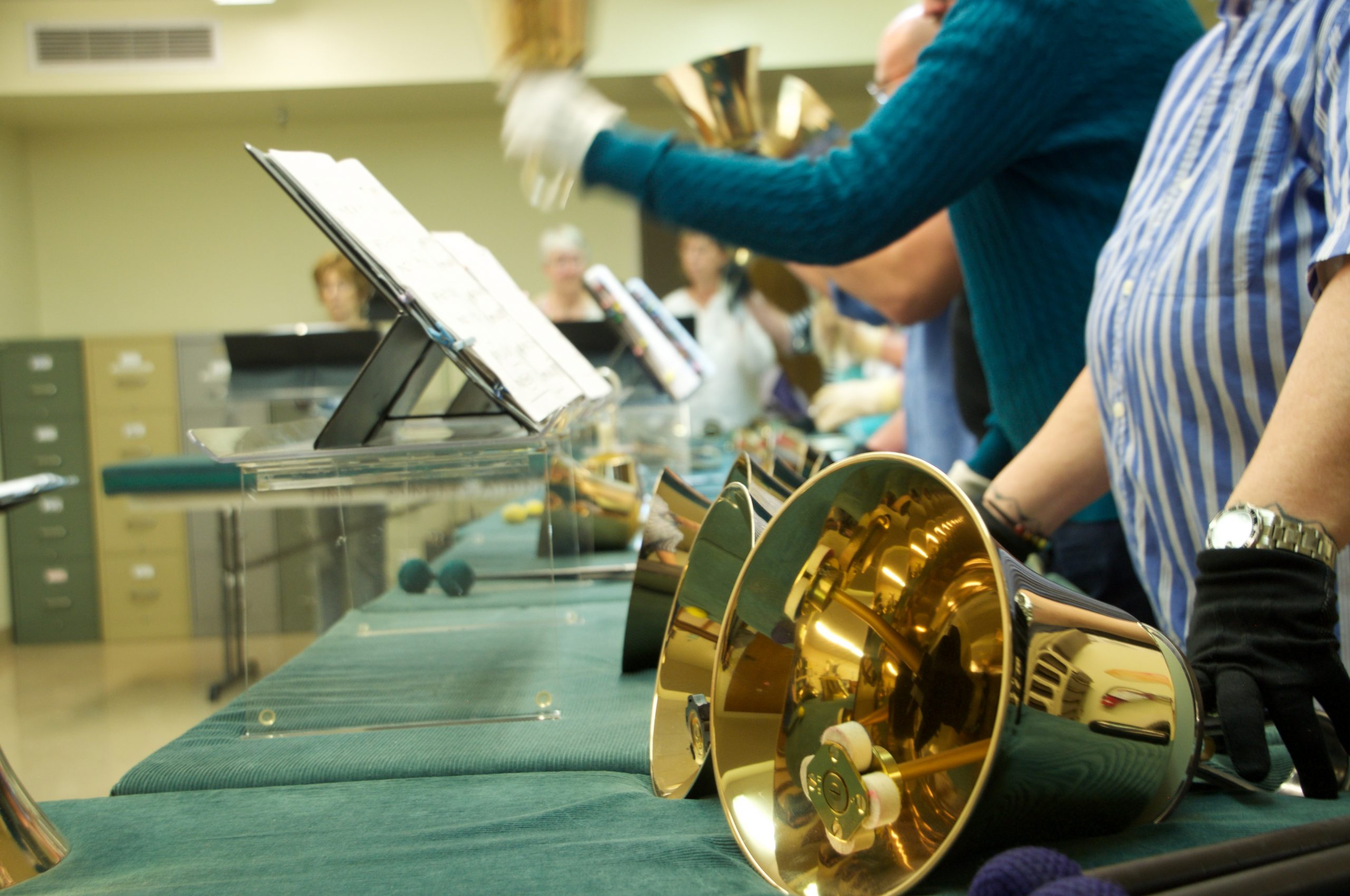 The Bells of St. Vrain at First Congregational Church