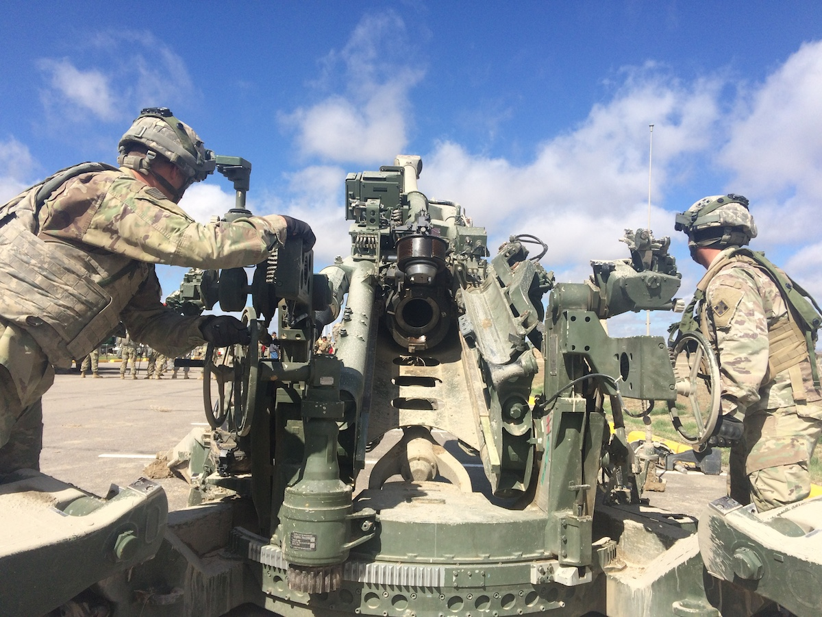 The training exercise at Piñon Canyon will last two weeks and involve thousands of soldiers.