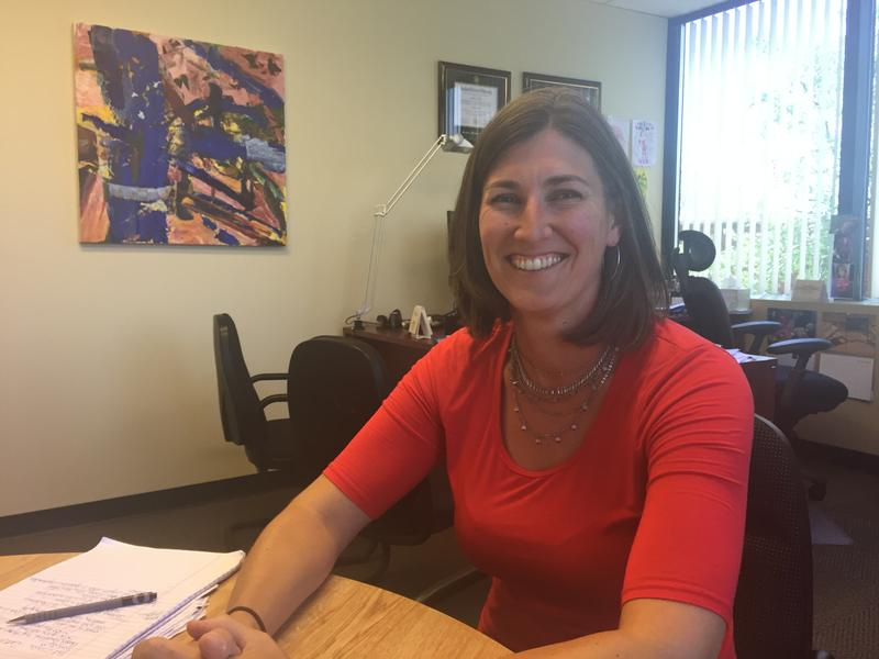Kathleen Staks was appointed to her position as the head of the Colorado Energy Office in January.