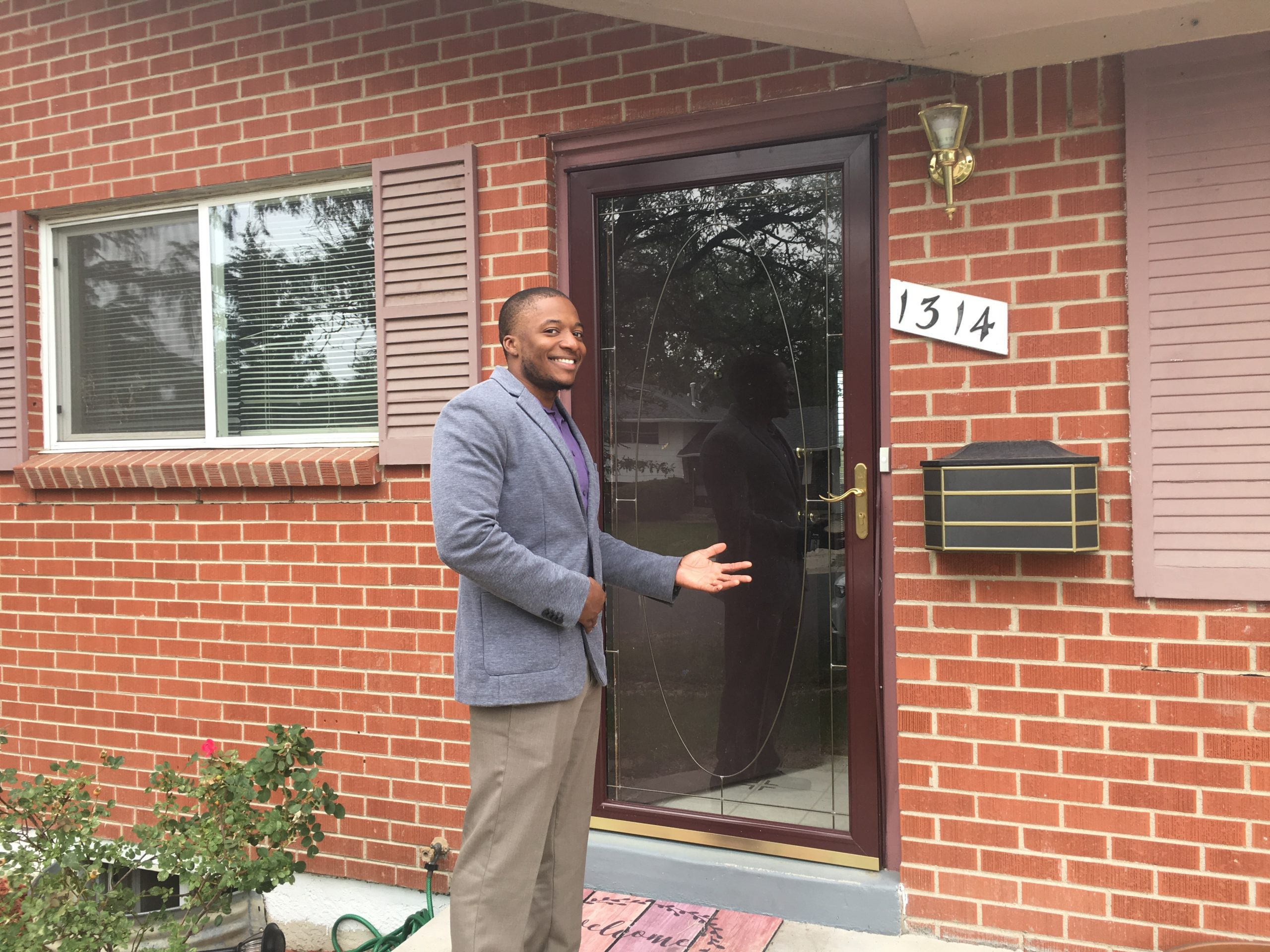 """Tayari Appiah rents out a few homes in Colorado Springs through Airbnb. He says he aims to create positive experiences for visitors, and to help them """"feel like a local"""" when they come to town. He opposes the city's proposed short term rental ordinance."""