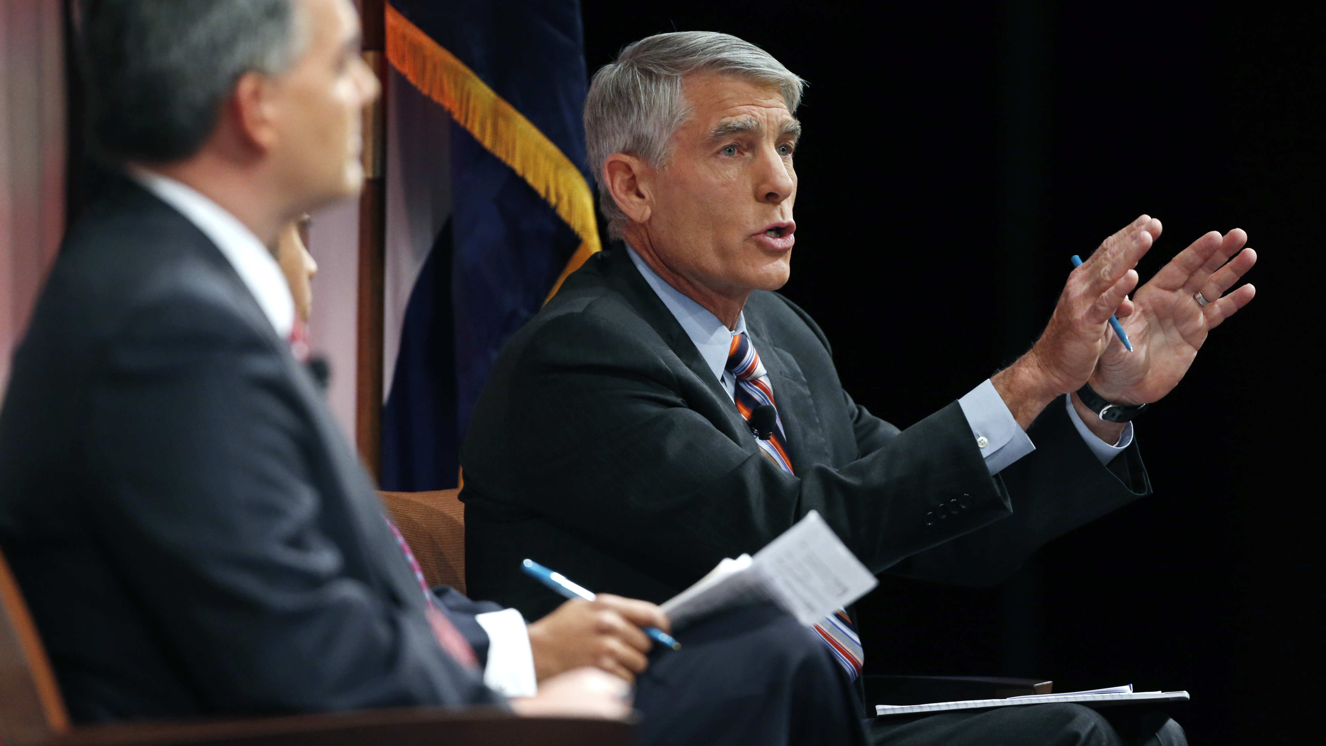 Photo: Sen. Mark Udall