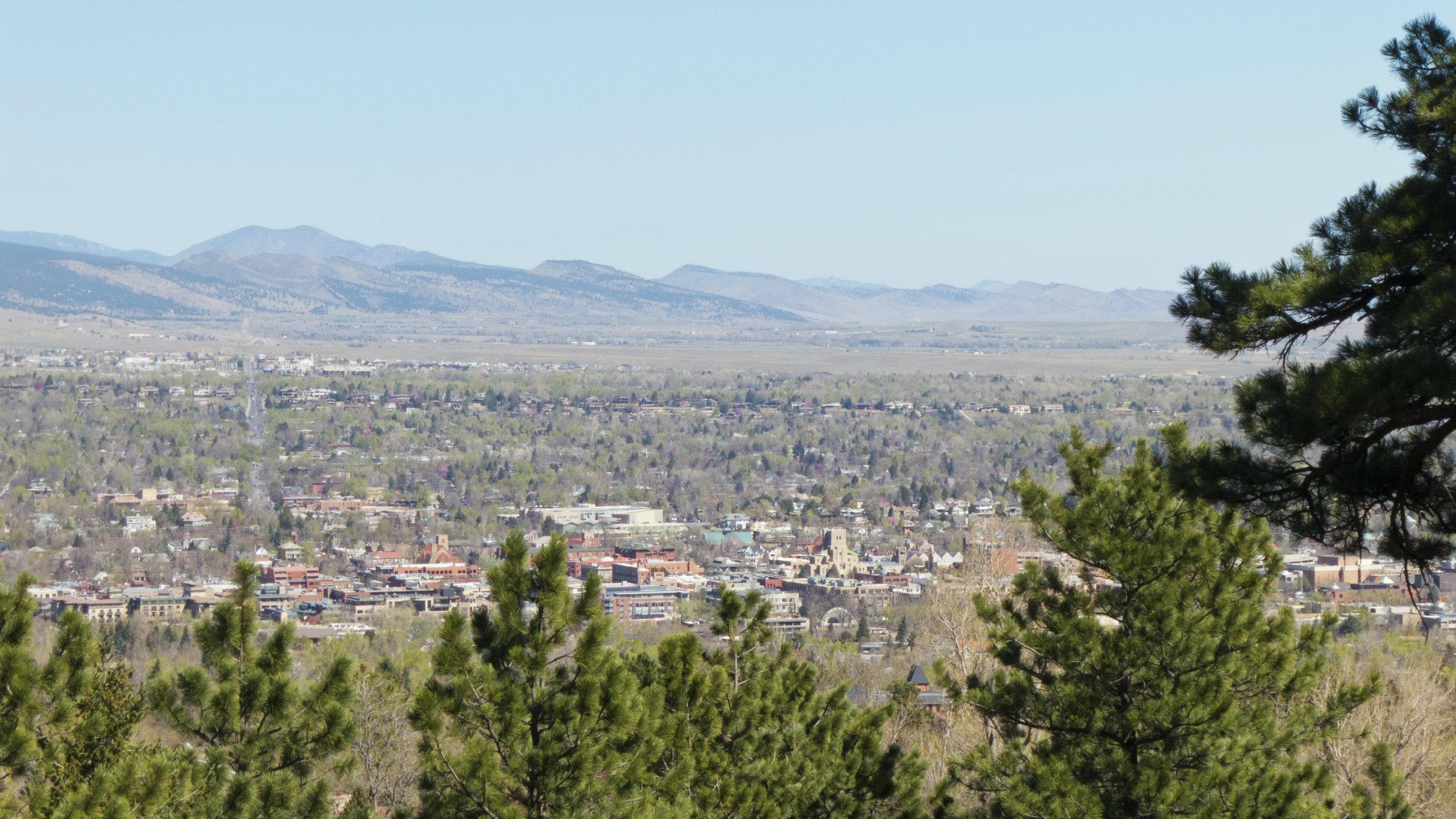 Clone of Photo: Boulder, Colorado
