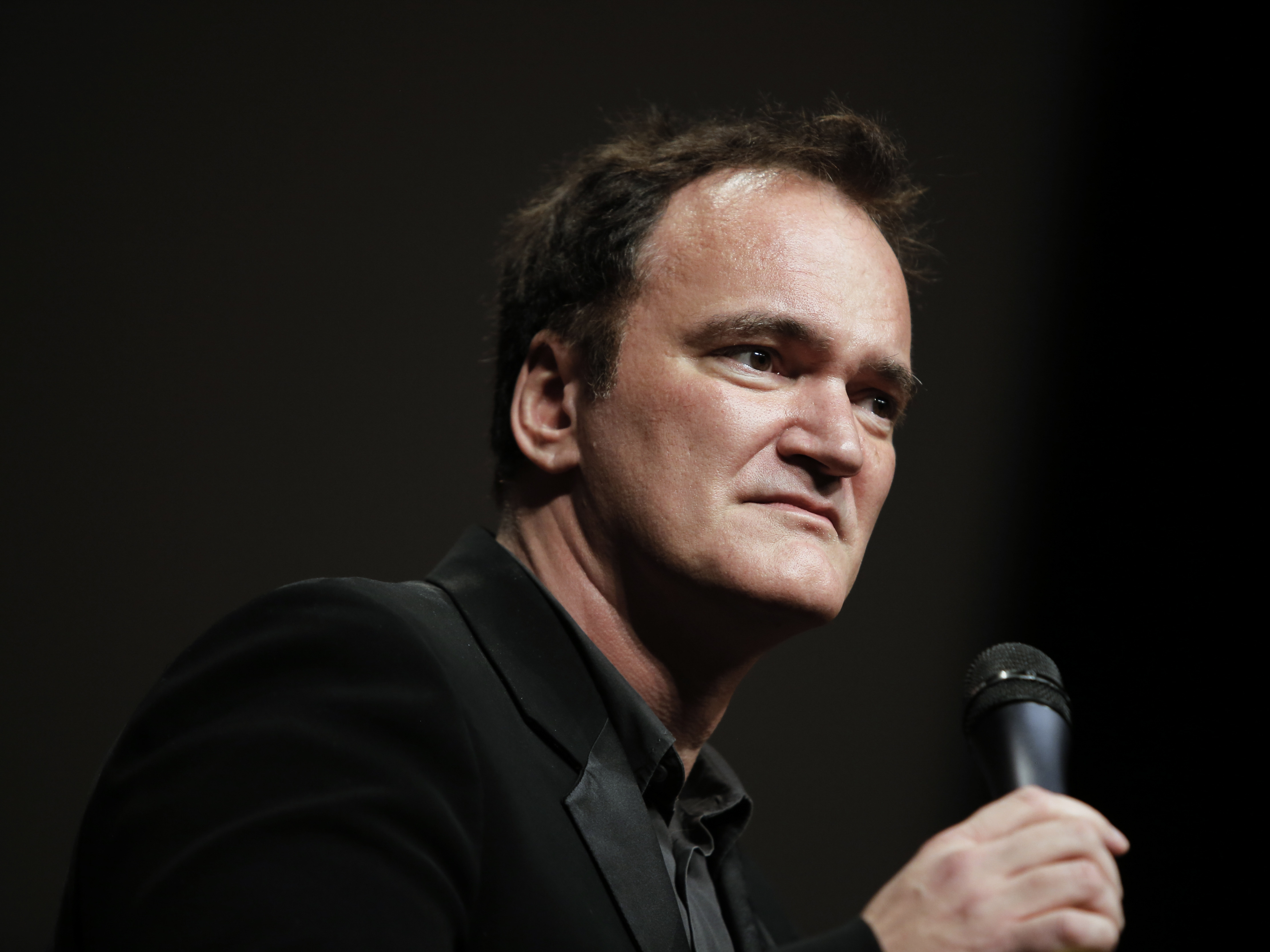 Photo: Quentin Tarantino (AP Photo)
