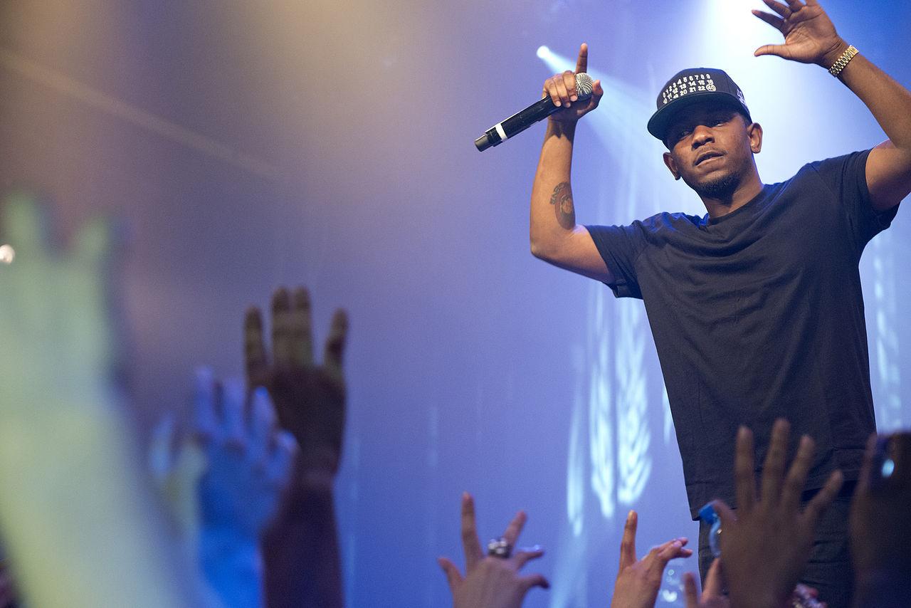 Photo: Kendrick Lamar
