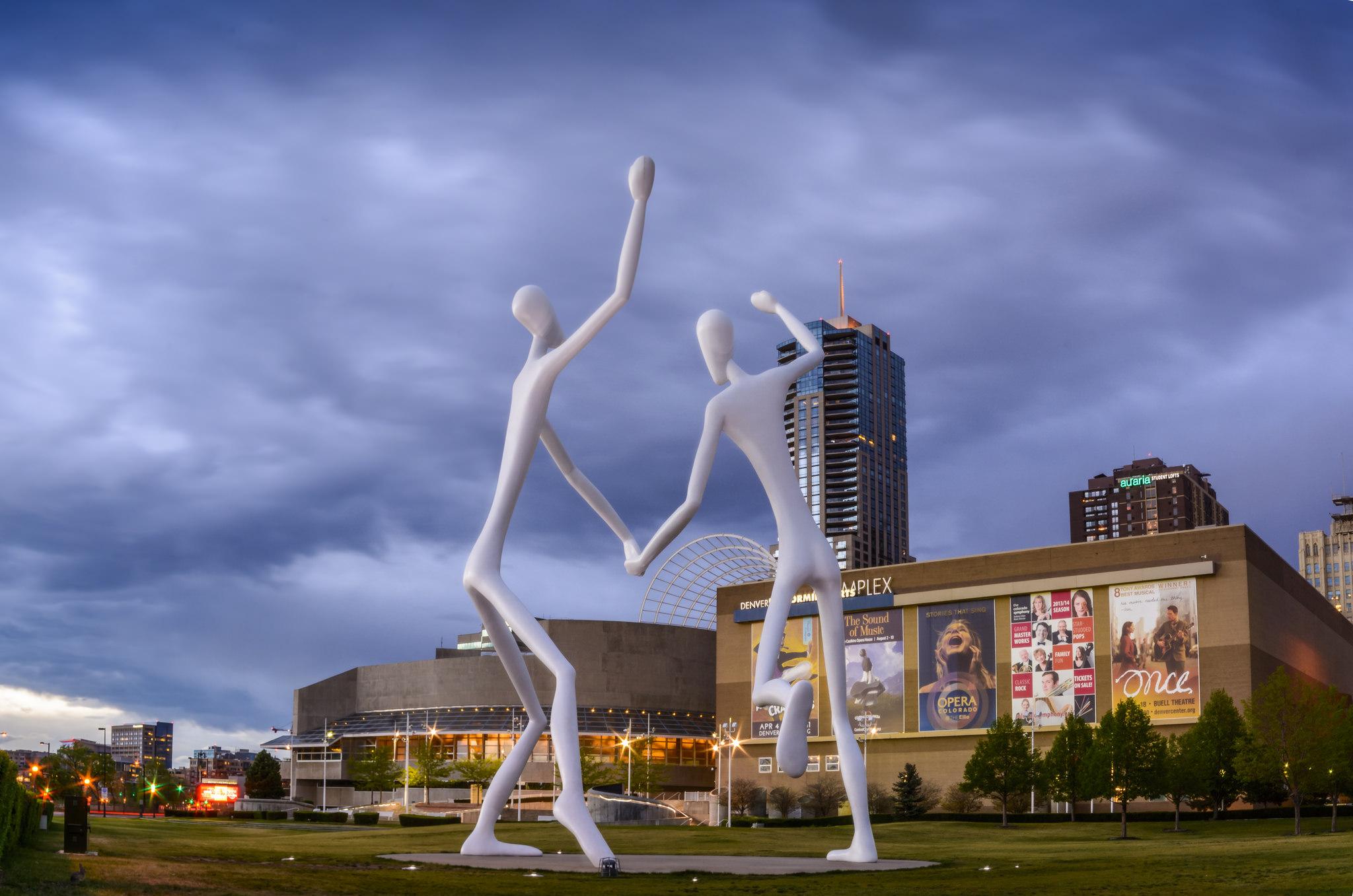 Photo: Denver Performing Arts Complex