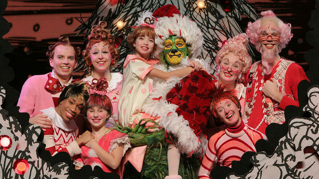 Photo: Denver Center 'How the Grinch Stole Christmas'