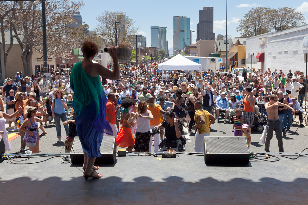 Photo: Five Points Jazz Festival