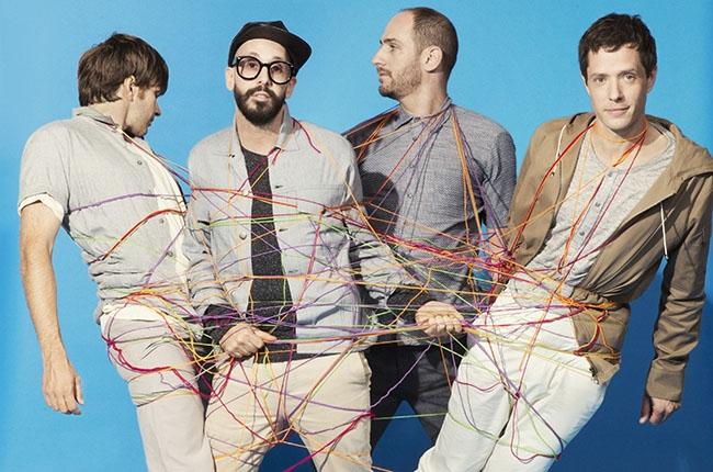 <p>OK Go</p>