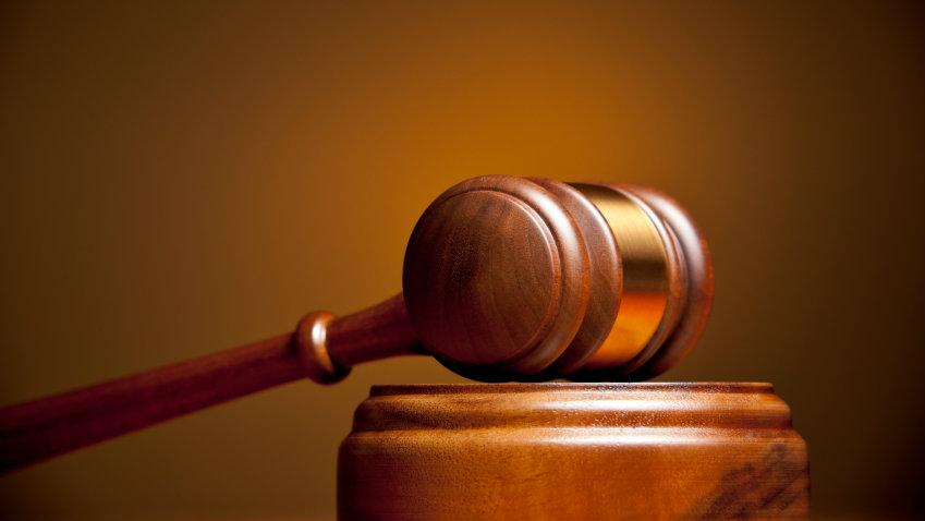 Photo: Judge's gavel (iStock)
