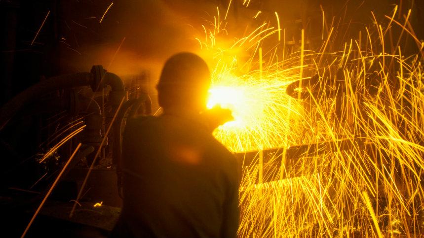 Photo: Furnace steel iron (iStock)