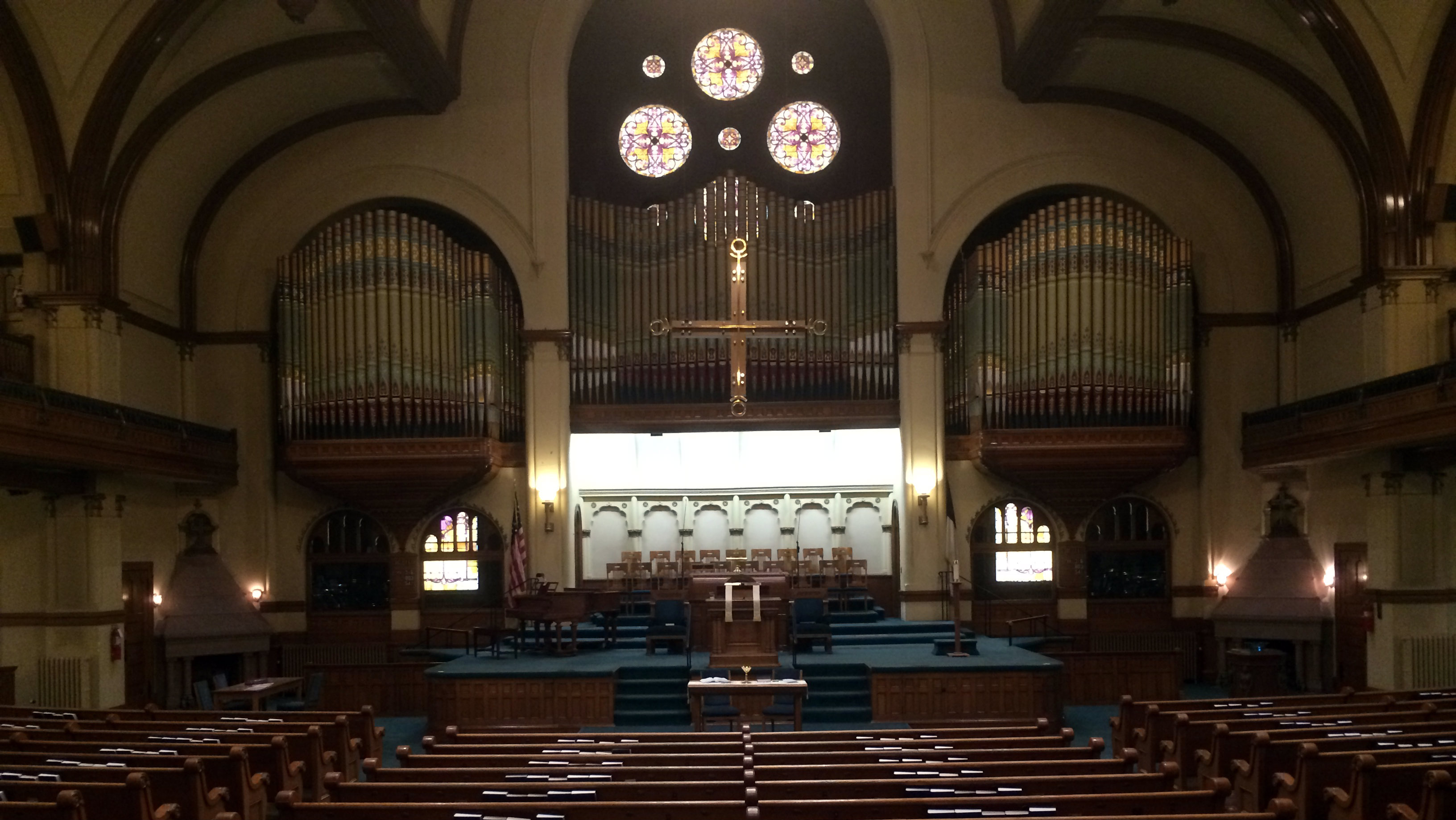 <p>The Colorado Symphony may soon call The Central Presbyterian Church in downtown Denver its temporary home.</p>