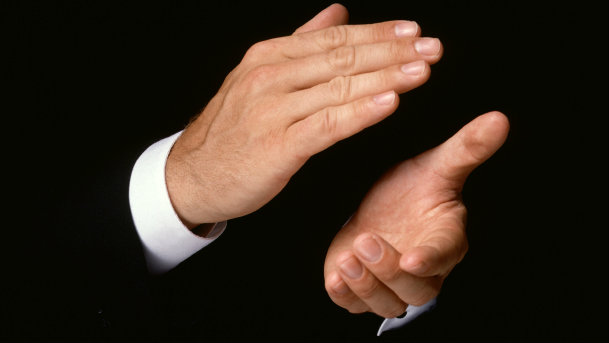 Photo: Hands clapping (iStock)