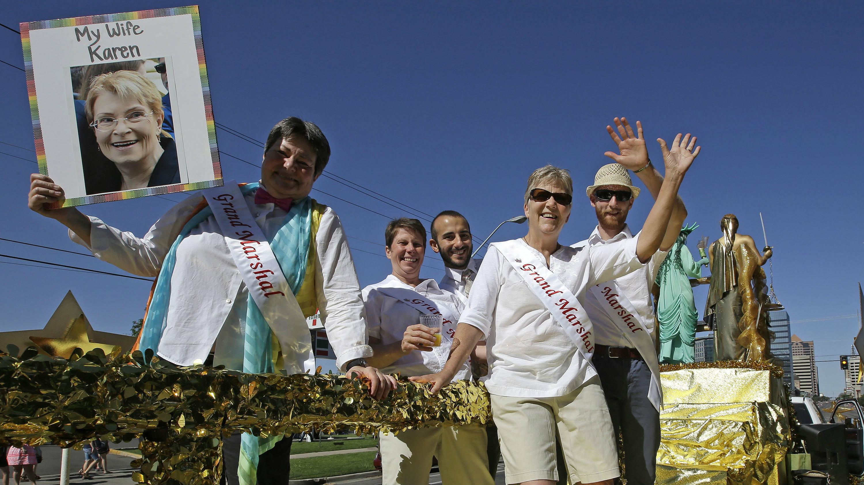 Photo: Gay Marriage Utah