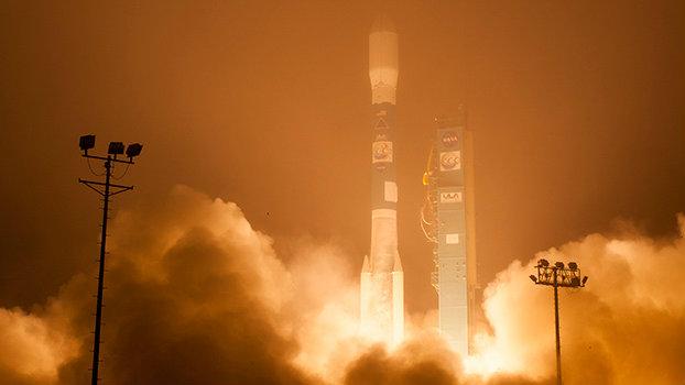Photo: NASA Orbiting Carbon Observatory-2