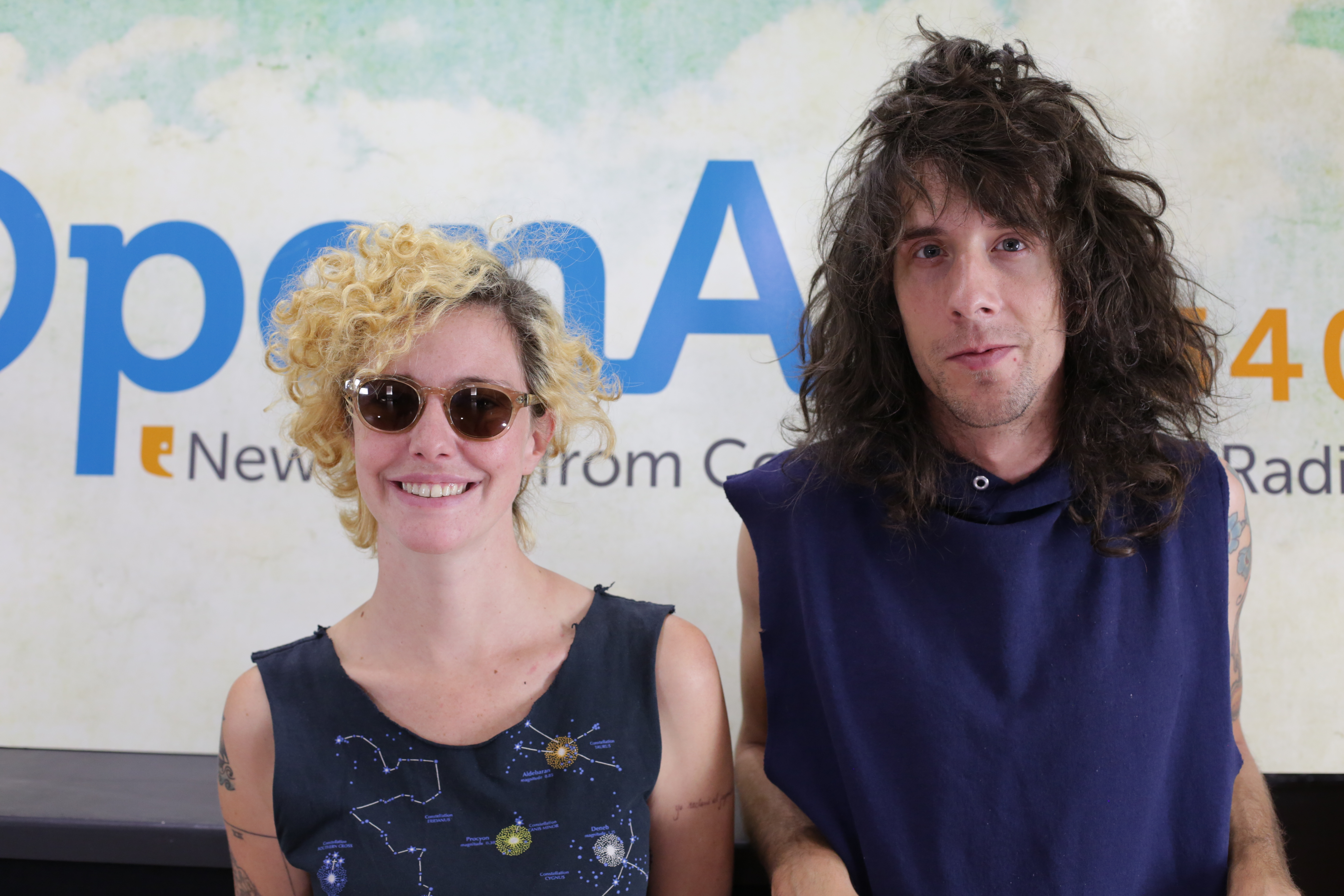photo: Esme Patterson and Paleo at OpenAir
