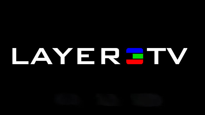 Photo: Layer3 TV logo