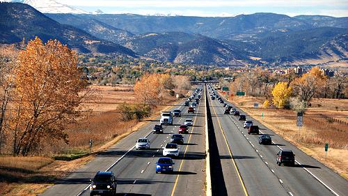 Photo: Highway 36