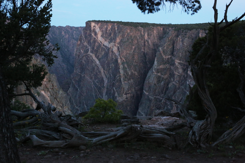 Photo: Black Canyon 11 | Painted Wall