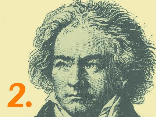 Monika Vischer and biographer Jan Swafford explore Beethoven's Symphony No. 2.
