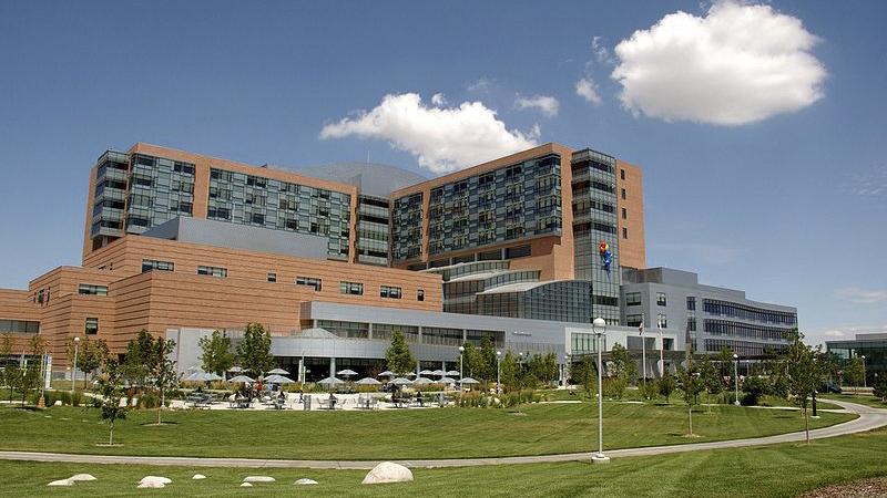 Photo: Children's Hospital in Denver
