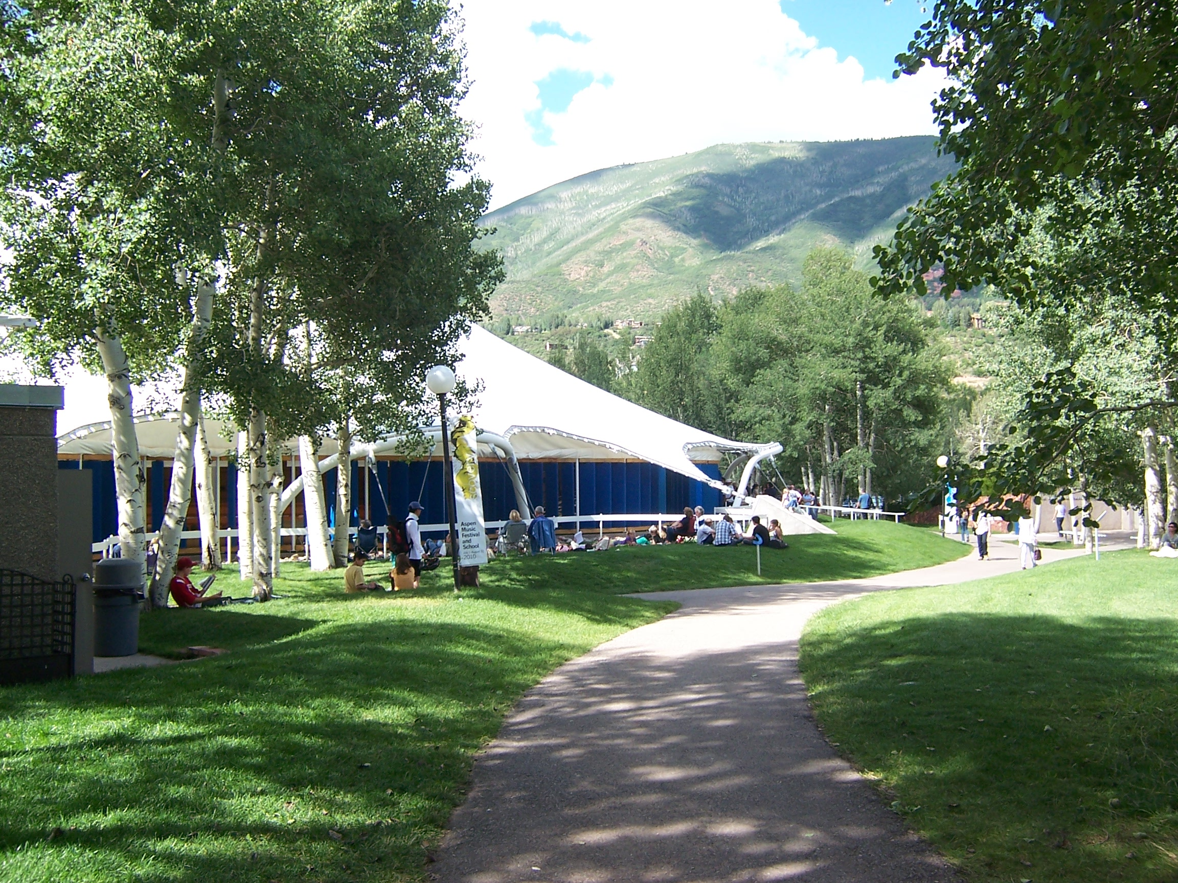 This Weekend at the Aspen Music Festival