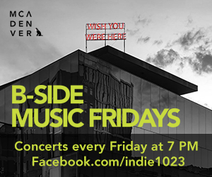 B-Side Music Fridays