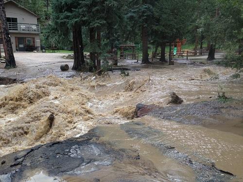 Flooding Crushes Tourism in Estes Park