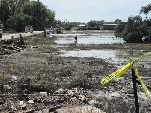 Flood Leaves Many Colo. Immigrants Homeless and Paperless