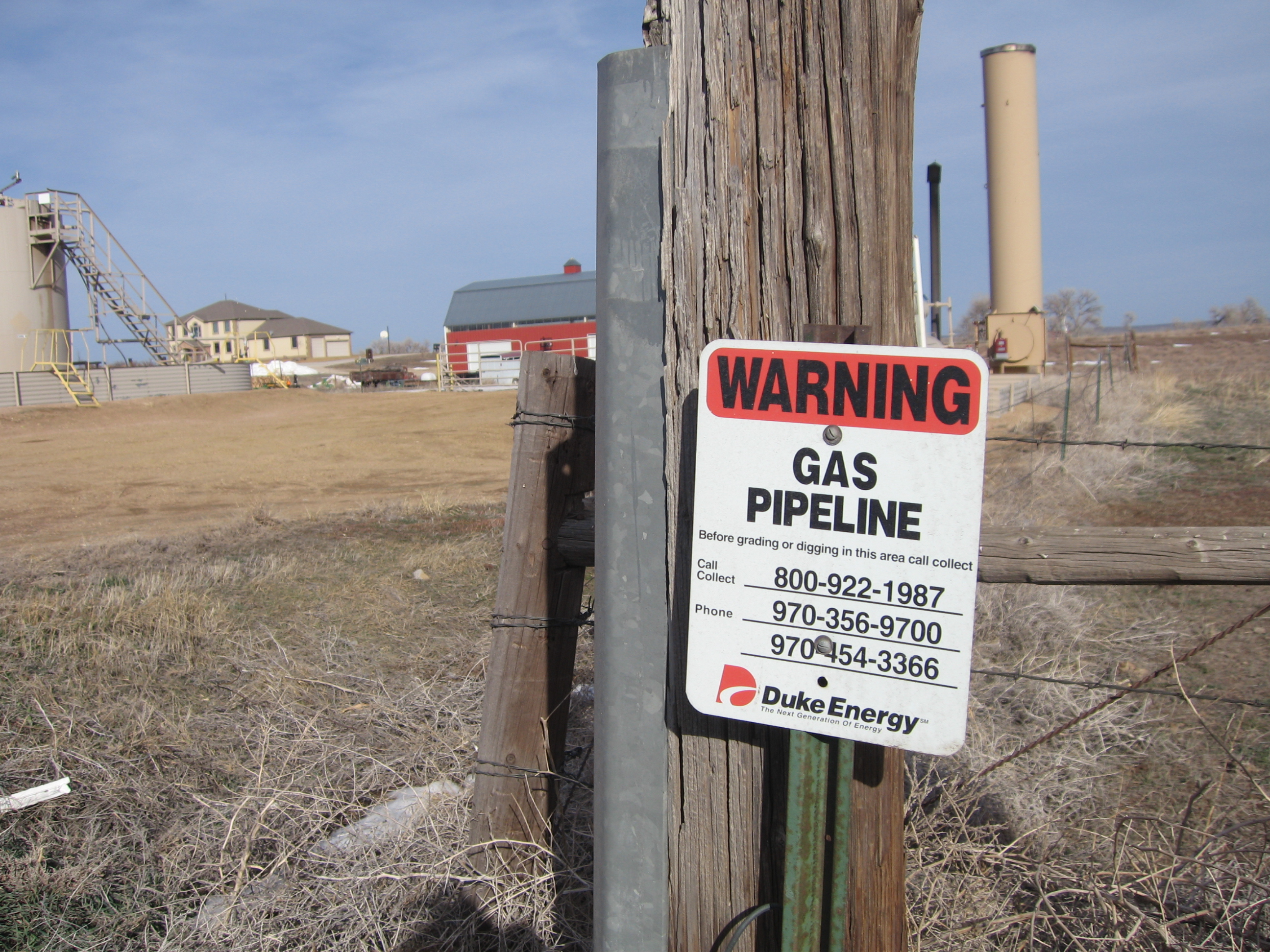Photo: Fact-checking ad campaigns on fracking