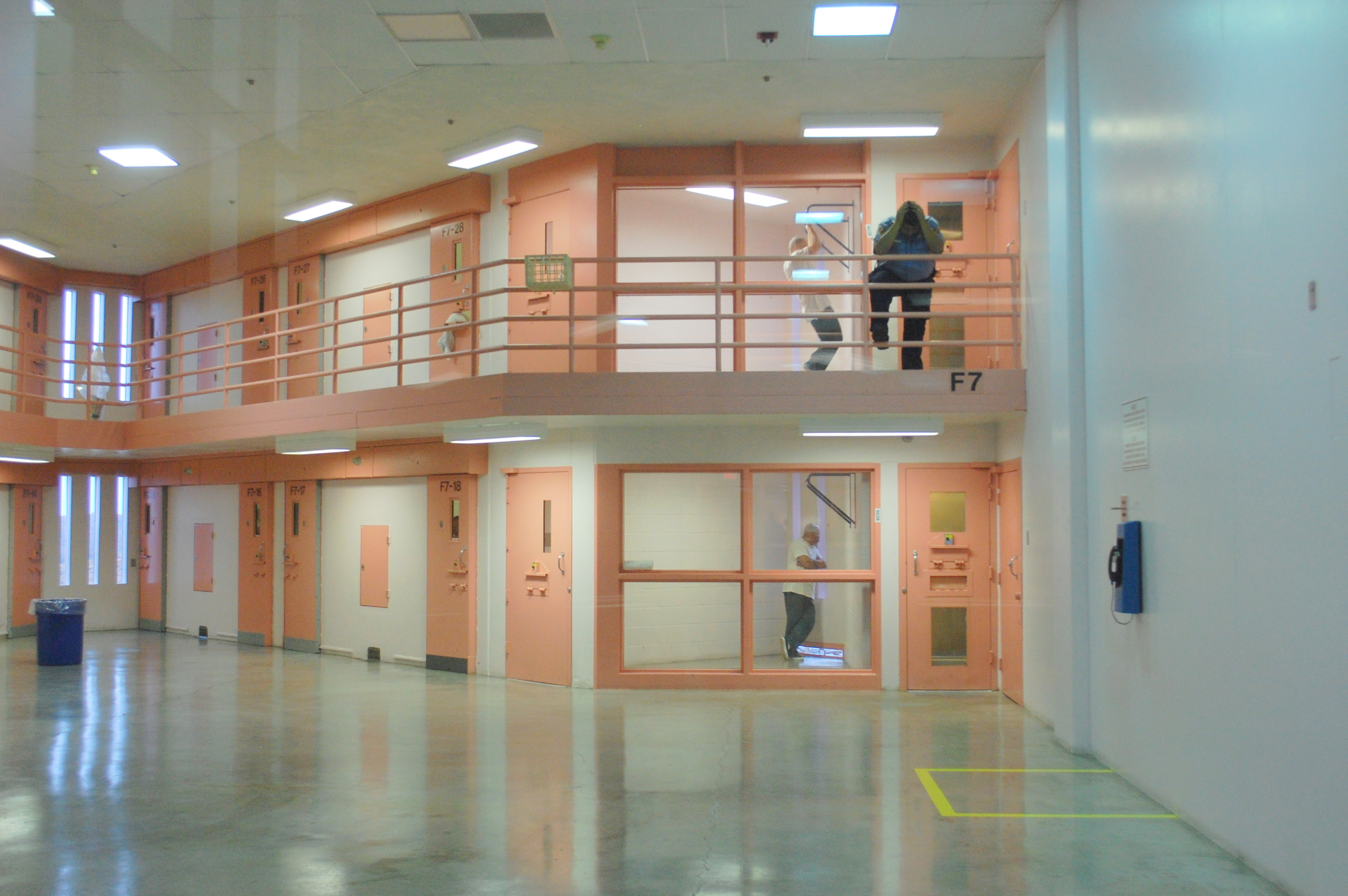 Mentally Ill Inmate Sues Department of Corrections