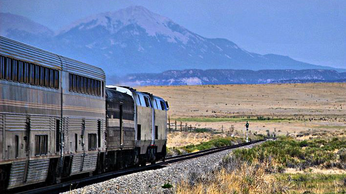 Photo: Amtrak Southwest Chief