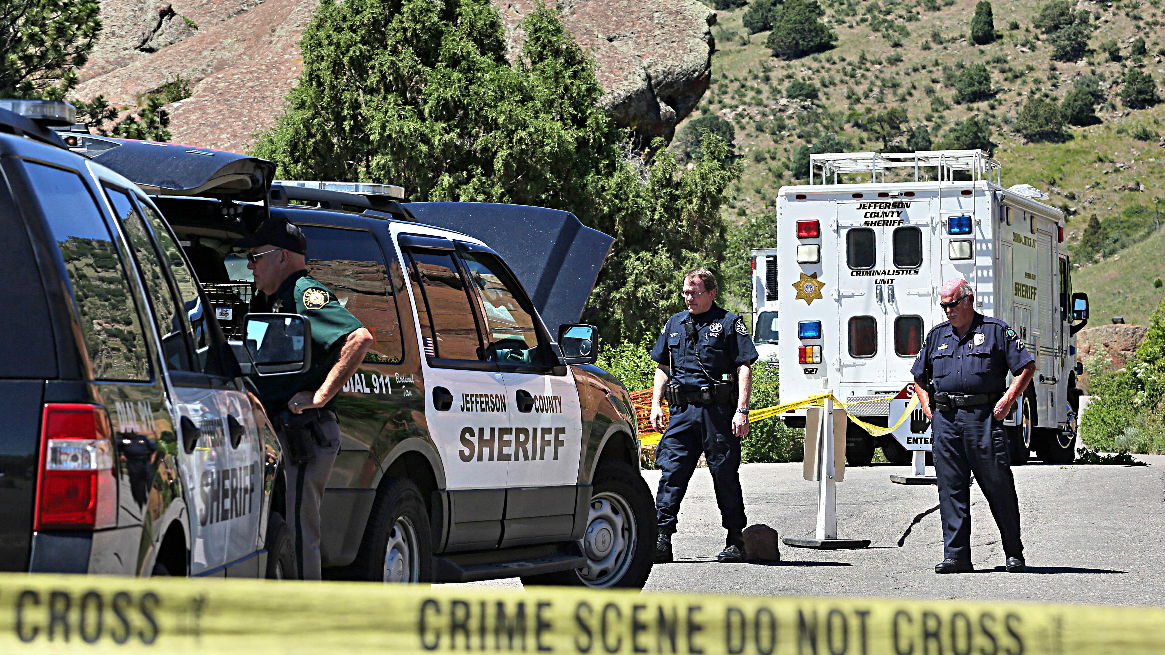 Photo: Red Rocks Shooting (AP Photo)
