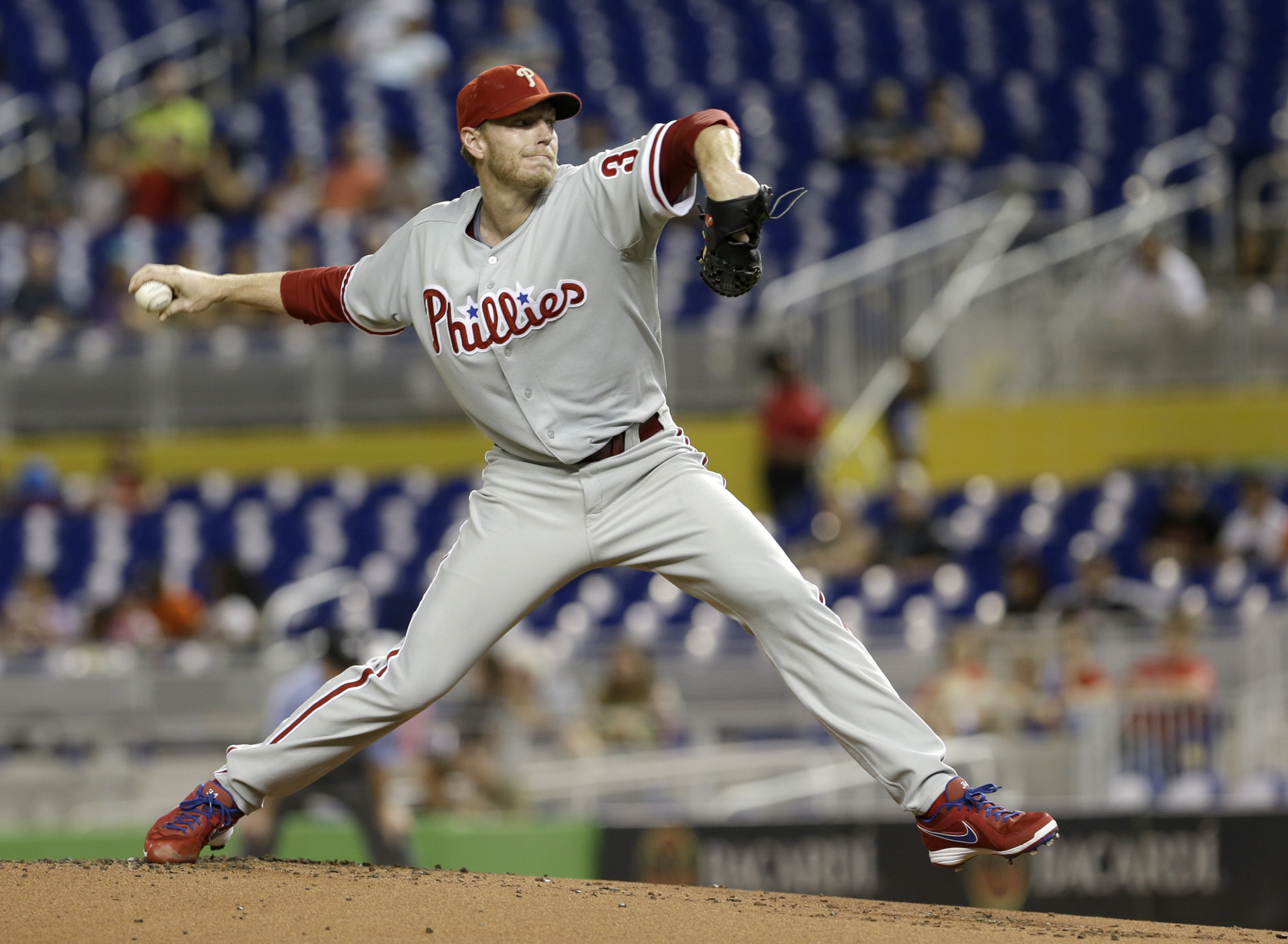 Photo: AC Roy Halladay Remembrance Action