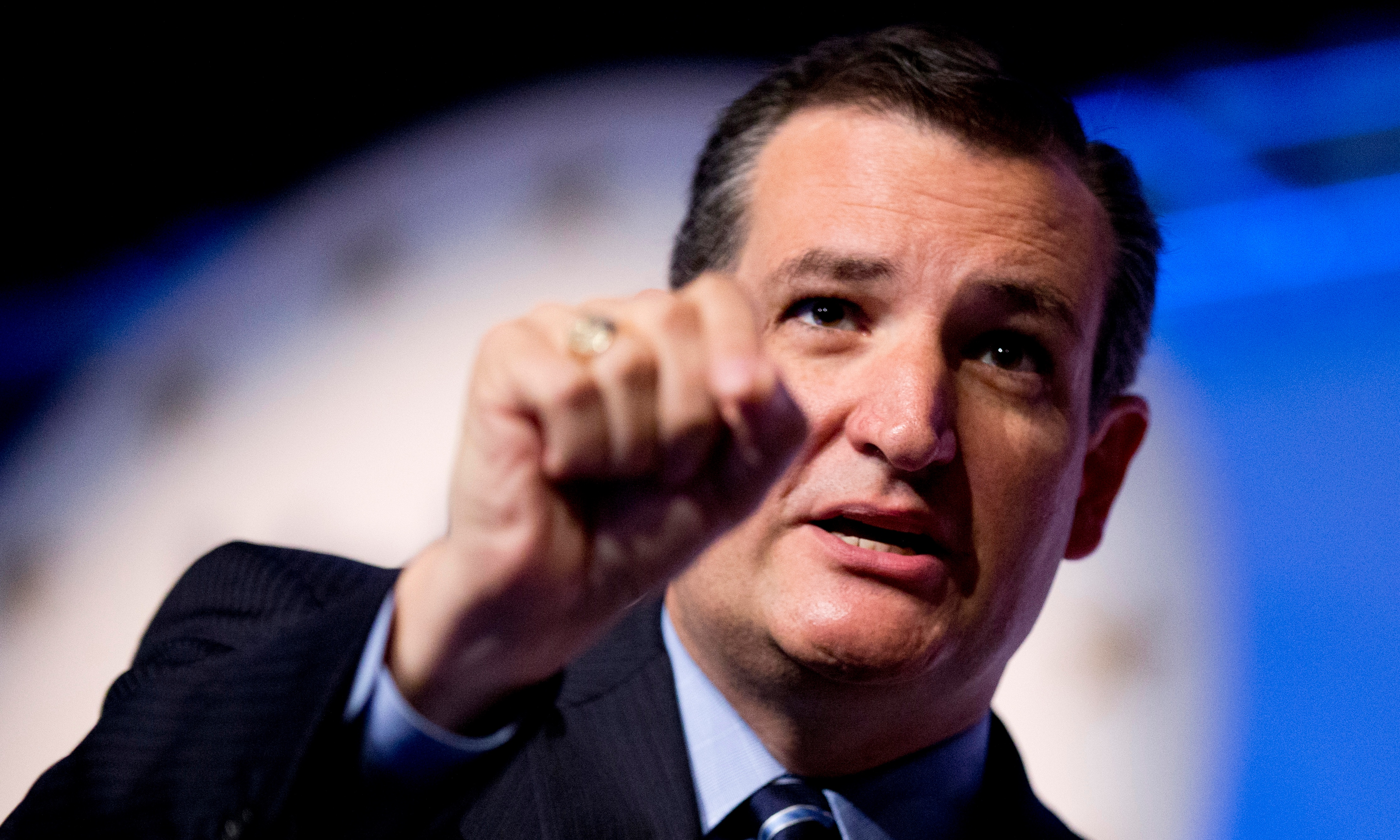 Photo: Ted Cruz (AP/File)