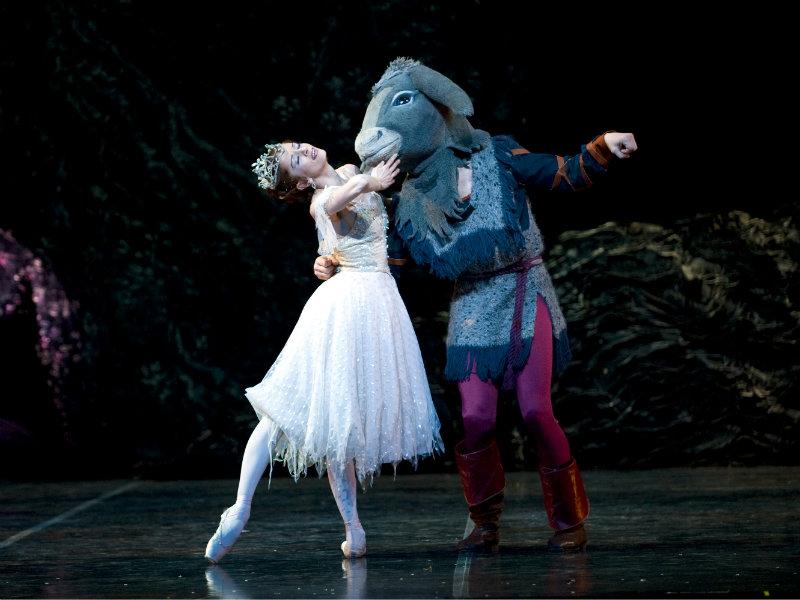 Photo: Colorado Ballet Midsummer Night's Dream 2014