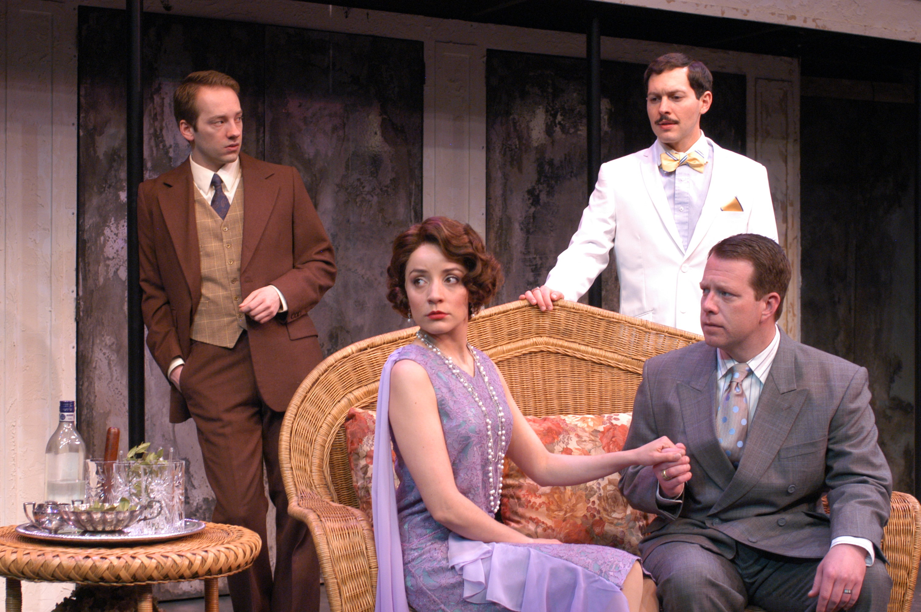 """<p>The cast from the Arvada Center's production of """"The Great Gatsby""""</p>"""