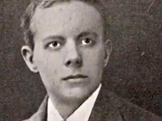 Young Bela Bartok