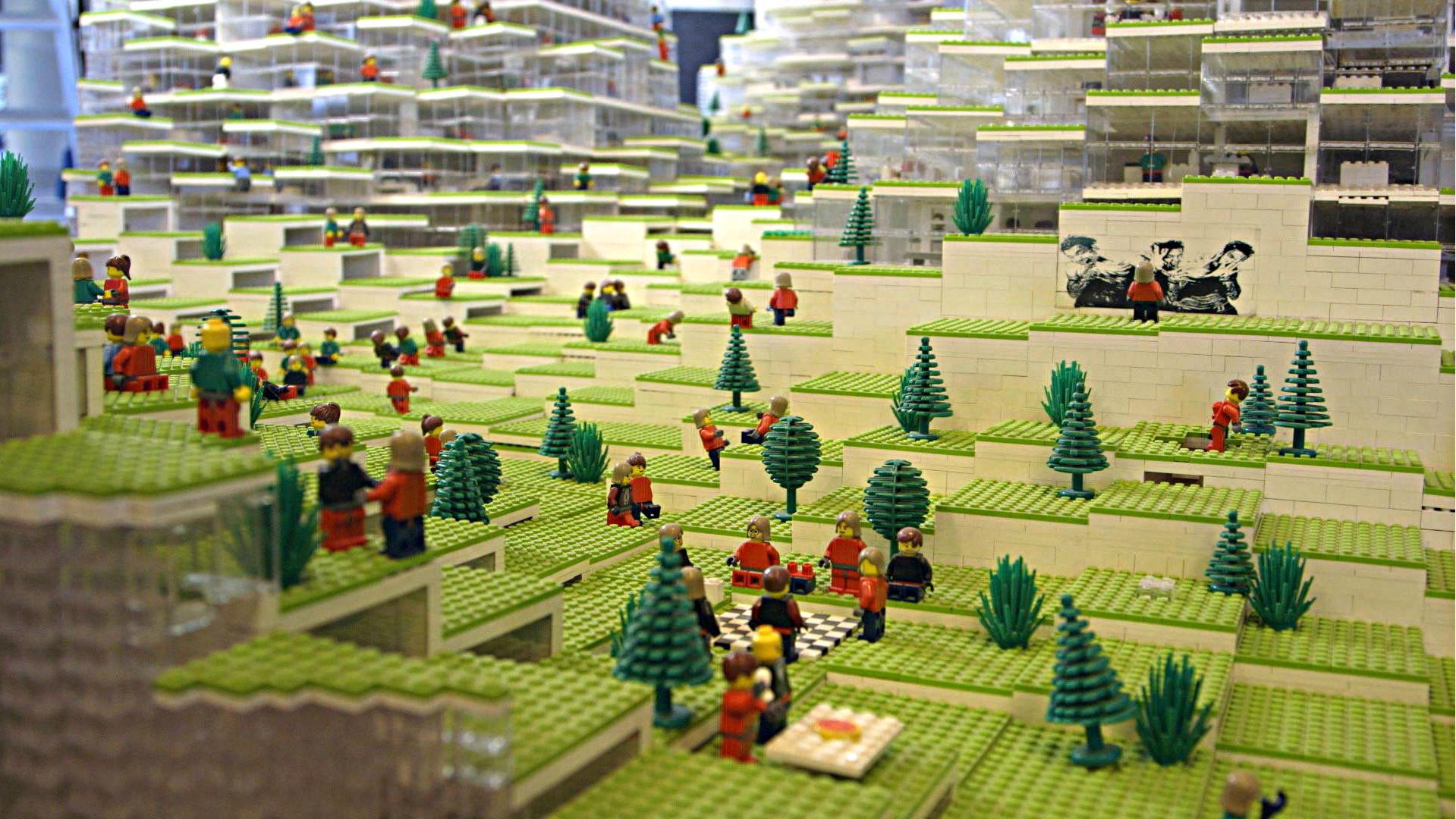 "<p>A scene from Daniel Junge's ""Beyond the Brick: A Lego Brickumentary.""</p>"
