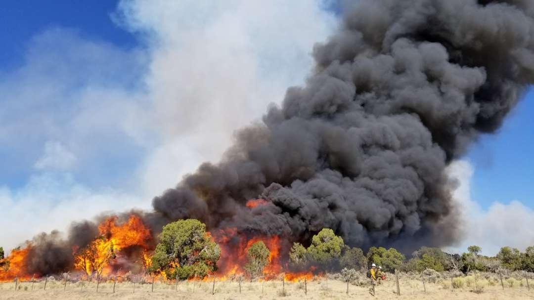 Colorado Wildfire Update Boone Ryan Bull Draw More Record Heat Doesn T Help Colorado Public Radio