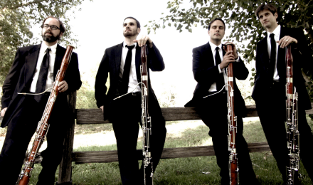 Photo: Boulder Bassoon Quartet