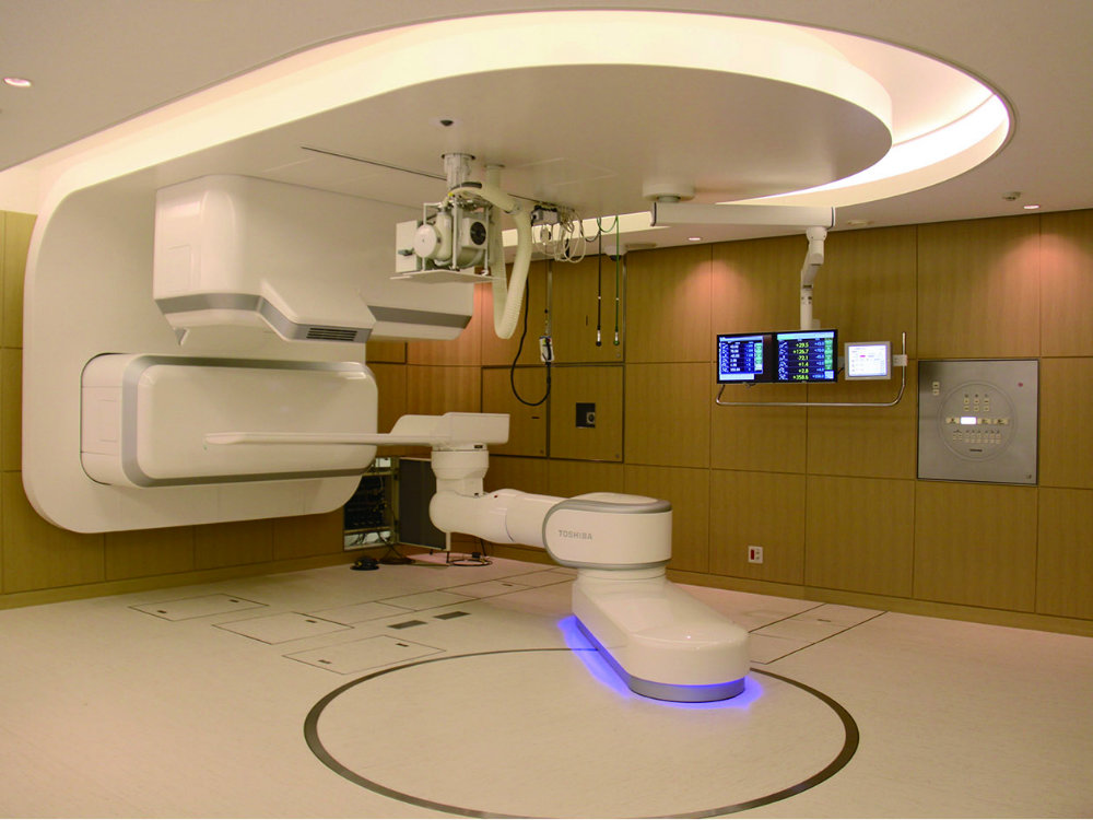 Photo: Carbon Ion Radiation Therapy