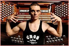 <p>Punk organist Cameron Carpenter comes to the Newman Center</p>