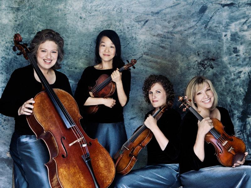 Photo: Cavani String Quartet