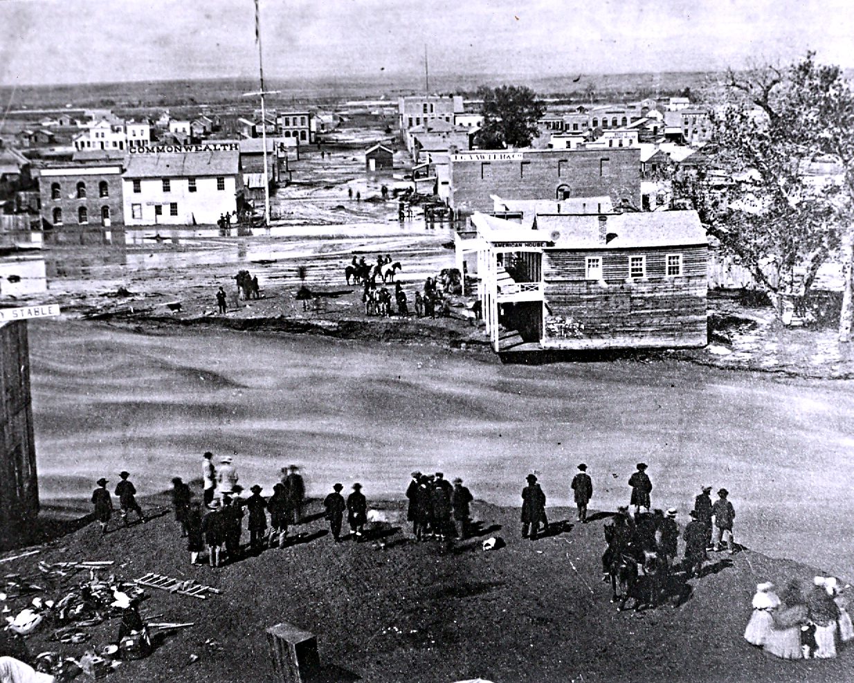 Photo: Great Flood of 1864