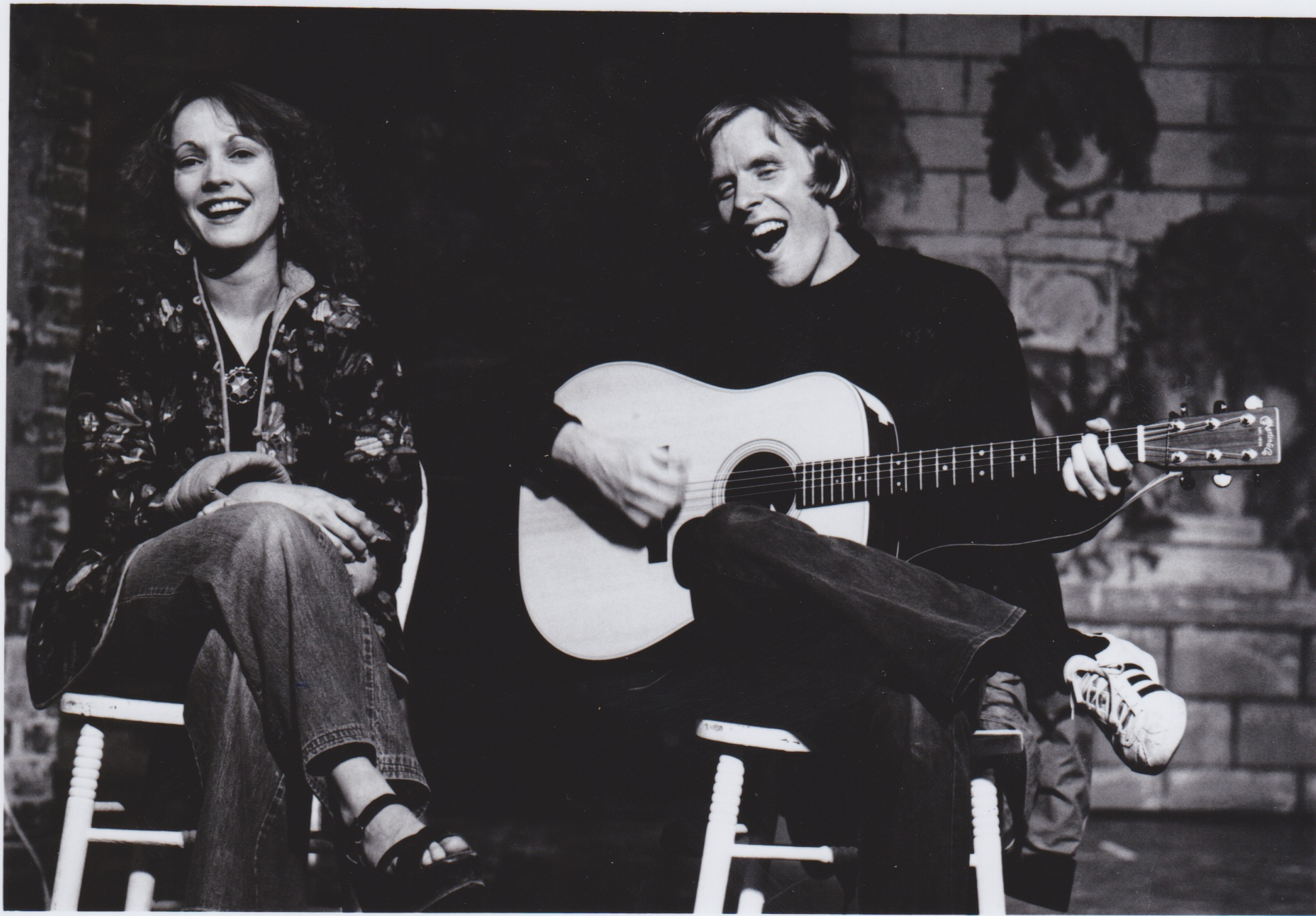 Photo: Christy and John CRT