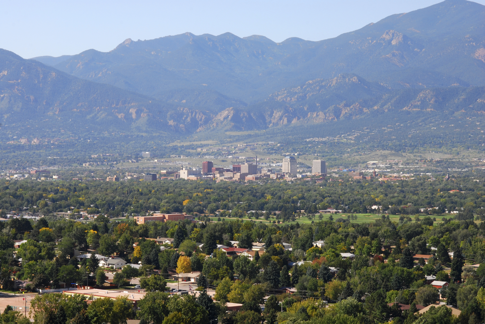 Photo: Colorado Springs, Colorado