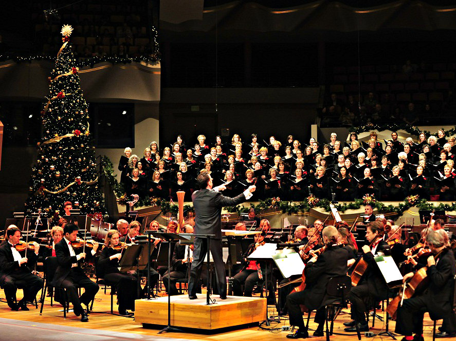 Photo: Colorado Symphony Christmas Concert archive pic 1